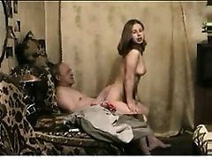 Old guy young girl fuck Retha from 1fuckdatecom