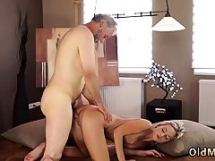 First time elderly guy Sexual geography