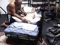 Youthfull Girl Fingered By Dad
