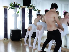 Mexican orgy first-ever time Ballerinas